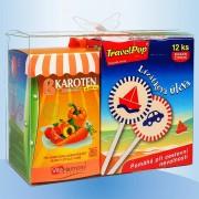 VitaHarmony Beta karoten 10.000 m.j. 365 tobolek + TravelPop® 12 ks + plážový míč zdarma!