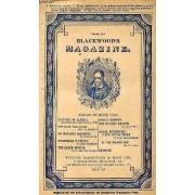Blackwood's Magazine, Vol. 263, N° 1589, March 1948 (Contents: Good-Bye To Algeria, By Commander John Murray, R.N. Put Back The Clock, By J. K. Stanford. An Infamous Squadron, By Reter ...
