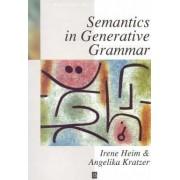 Semantics in Generative Grammar by Irene Heim