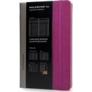 Moleskine Folio Professional Notebook Large Magenta by Moleskine