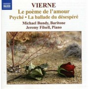 L. Vierne - Songs (0747313234677) (1 CD)