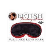 Fetish Fantasy Fur-Lined Love Mask