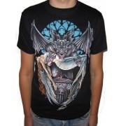 T-shirt z dwustronnym nadrukiem - BEAST