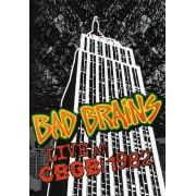 Bad Brains - Live Cbgb 1982 (0022891449799) (1 DVD)