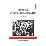 Poporul contra democratiei