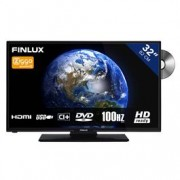 Finlux 32 inch LED TV/DVD-combi FL3222