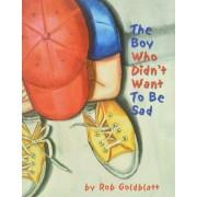 The Boy Who Didn't Want to be Sad by Rob Goldblatt