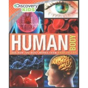 Discovery Kids Human Body by Parragon Books Ltd