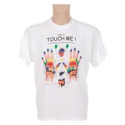 """T-Shirt """"Touch me"""", Gr. XL"""