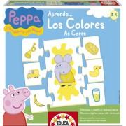 Juegos educativos Educa - Peppa Pig aprendo los colores (15653)