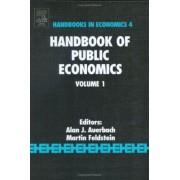 Handbook of Public Economics: Volume 4 by Auerbach
