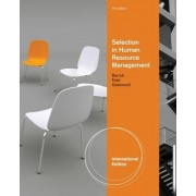 Selection in Human Resource Management, International Edition by Robert D. Gatewood