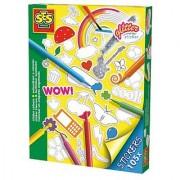 SES Creative Custom Sticker Kit