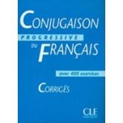 Conjugaison Progressive Du Francais: Corriges by Miche<le Boulare<s