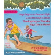 Magic Tree House Collection Books 25-28 by Mary Pope Osborne