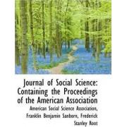 Journal of Social Science by Franklin Ben Social Science Association