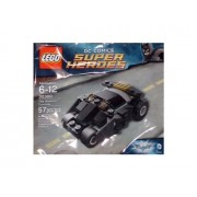LEGO Super Heroes 30300 The Batman Tumbler Promotional Set by LEGO [Toy] (English Manual)