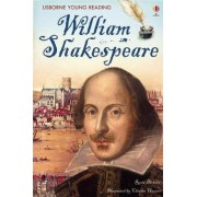 William Shakespeare by Rosie Dickins