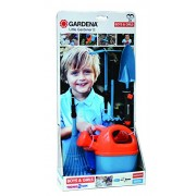 Gardena - Little Gardener II, Set de 5 outils de jardin avec manche court interchangeable (garçons 89132)