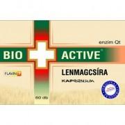 Vita+Active lenmagcsíra kapszula - 60 db