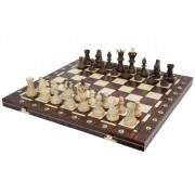 ALBATROS INTERNATIONAL Grand jeu d'échecs EL GRANDE 51 x 52.5 cm