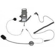 Sena SMH10 Clamp Kit - For Earbuds with Attachable Boom Microphone & Wi Microphone
