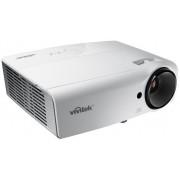 Videopoiector Vivitek D551, 3000 lumeni, 1024 x 768, Contrast 15000:1, 3D Ready (Alb)