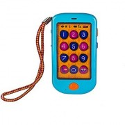 B. HiPhone. Touch Screen Toy Cell Phone with Realistic Smart Phone Features. Teaches Numbers Records and Plays Back Mes