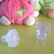 Čašica za lek za Kompresorski Inhalator Mabis Comp mist 273