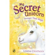 Stronger Than Magic by Linda Chapman
