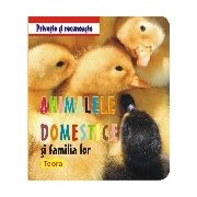 Priveste si recunoaste animalele domestice si familia lor .