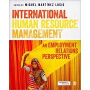International Human Resource Management by Miguel Martinez-Lucio