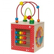 Hape - Totally Amazing - Discovery Box Baby Toy