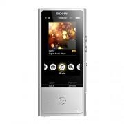 Sony NWZ-ZX100 - Walkman con sonido de alta resolución Hi-Res Audio (cancelación de ruido, Bluetooth, NFC, LDAC, 128 GB, hasta 70 horas de batería)