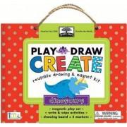 Green Start Play, Draw, Create Dinosaurs by Innovative Kids