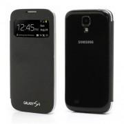 Husa Flip Samsung Galaxy Galaxy S IV S4 i9500 S-View Series Neagra