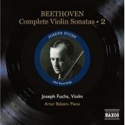 L Van Beethoven - Violin Sonatas Vol.2 (0747313325221) (1 CD)