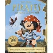 Jonny Duddle's Pirates Colouring & Activity Book by Jonny Duddle