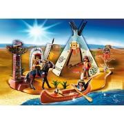 Playmobil 4012 Super Set Obóz indian