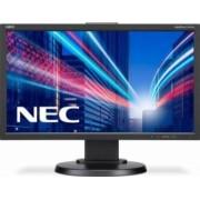 Monitor LED 20 NEC MultiSync E203Wi IPS HD+ 5 ms Negru