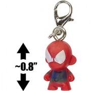 Scarlet Spider ~0.8 Micro-Figure Zipper Pull: Marvel x Munny World Series #2
