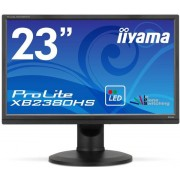 "Monitor IPS LED iiyama 23"" XB2380HS-B1, Full HD (1920 x 1080), VGA, DVI-D, HDMI, 5 ms, Pivot (Negru) + Set curatare Serioux SRXA-CLN150CL, pentru ecrane LCD, 150 ml + Cartela SIM Orange PrePay, 5 euro credit, 8 GB internet 4G"