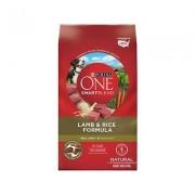 Purina ONE SmartBlend Lamb & Rice Formula Adult Premium Dry Dog Food, 31.1-lb bag