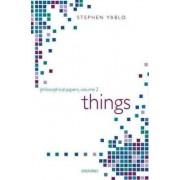 Things by Stephen Yablo