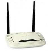 Punkt dostępowy TP-LINK TL-WR841N 802.11n z wbudowanym routerem oraz 4 port. switchem - 300 Mbit/s