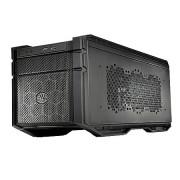 Gabinete CoolerMaster Mini-ITX Stacker 915F HAF-915F-KKN1 Preto