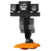 Lego Minecraft The Wither Minifigure - Loose