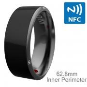 Jakcom R3 NFC smart ring - Hälsokoll - Telefonsamtal - Delning - Herrstorlek 62,8