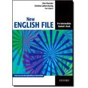 Clive Oxenden New english file. Pre-Intermediate. Student's book. Per le Scuole superiori: Student's Book Pre-intermediate lev
