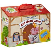 Haba On the Farm Play Set (Large) by Haba